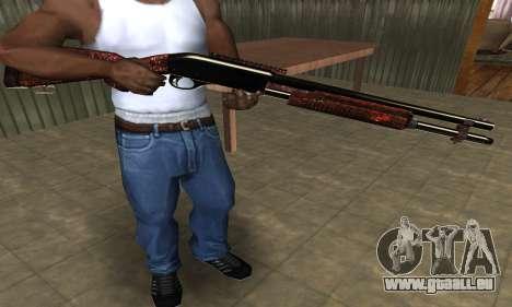 Very Big Shotgun pour GTA San Andreas