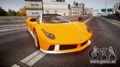 GTA V Pegassi Osiris für GTA 4