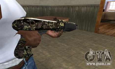 War Combat Shotgun pour GTA San Andreas