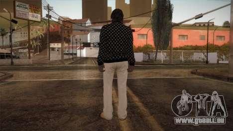 Skin from GTA 5 für GTA San Andreas dritten Screenshot
