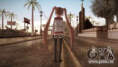 Kanzaki H Aria [Hidan no Aria] für GTA San Andreas dritten Screenshot