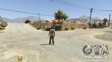 GTA 5 MW2 Predator Missile 1.1 zweite Screenshot