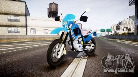 Honda XR 200 für GTA 4