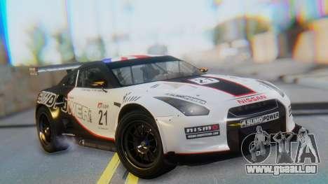 Nissan GT-R GT1 Sumo pour GTA San Andreas