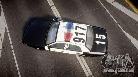 Ford Crown Victoria 2011 LAPD [ELS] rims2 pour GTA 4 est un droit
