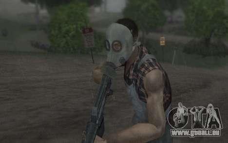Le masque de Virtus pour GTA San Andreas troisième écran