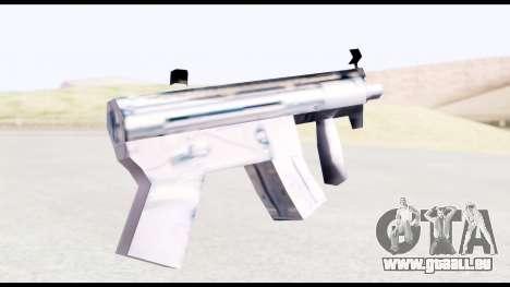 MP5-K from GTA Vice City für GTA San Andreas zweiten Screenshot