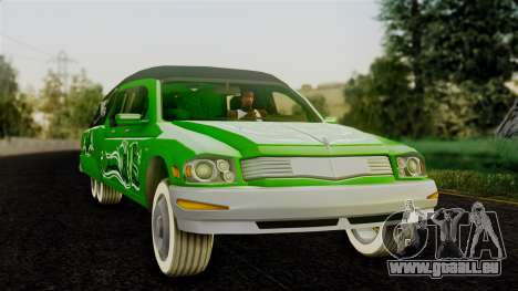 Hounfor from Saints Row 2 für GTA San Andreas