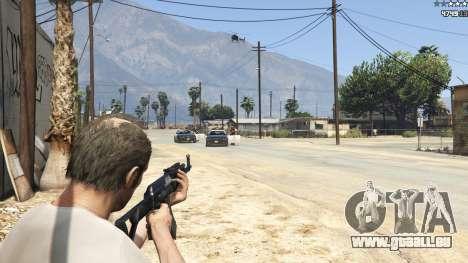 GTA 5 Real Life Mod 1.0.0.1 Siebter Screenshot