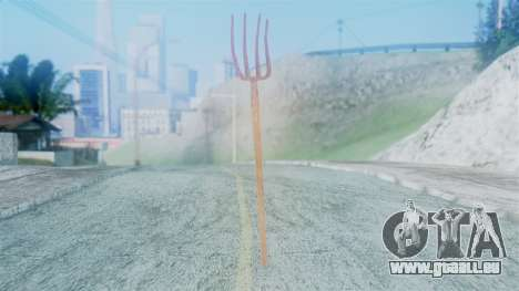 Red Dead Redemption Pitchfork für GTA San Andreas