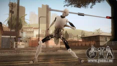 I am a Robot Skin pour GTA San Andreas