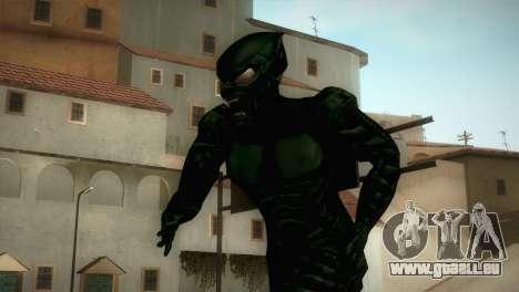 Green Goblin Skin für GTA San Andreas