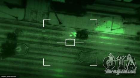 MW2 Predator Missile 1.1 pour GTA 5