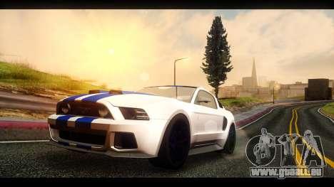 MAC_True ENB [0.248] pour GTA San Andreas