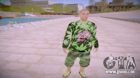Huf Man für GTA San Andreas