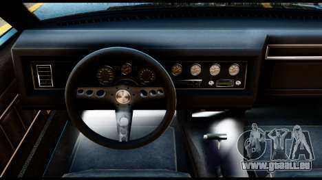 GTA 5 Vapid Chino Stock für GTA San Andreas zurück linke Ansicht