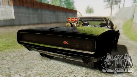 Dodge Charger RT 1970 Fast & Furious pour GTA San Andreas