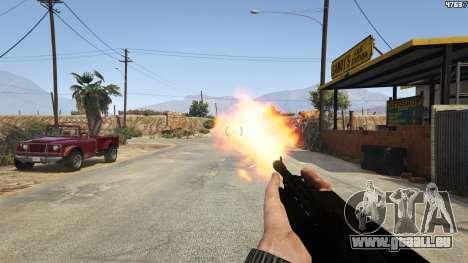 GTA 5 SPAS 12 2.0 Siebter Screenshot