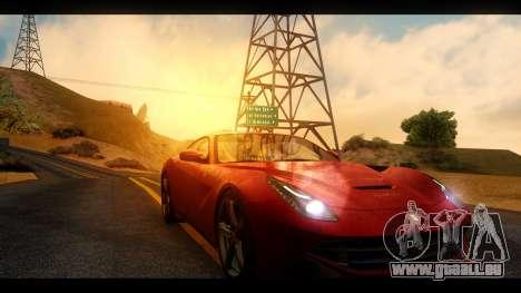 MAC_True ENB [0.248] für GTA San Andreas achten Screenshot