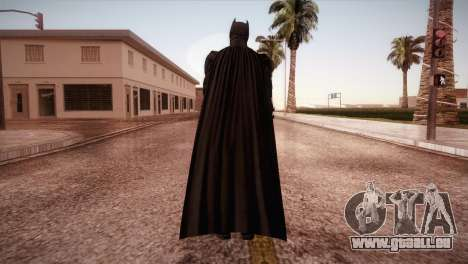 Batman Dark Knight für GTA San Andreas dritten Screenshot