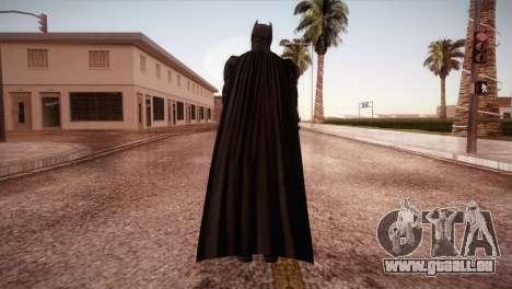 Batman Dark Knight pour GTA San Andreas troisième écran