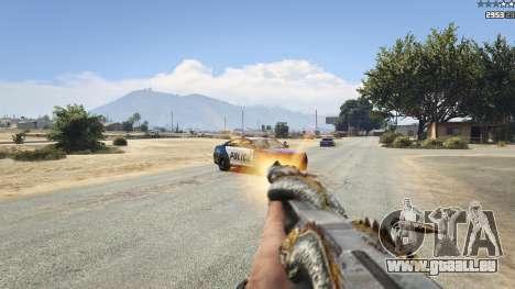 GTA 5 CFs Thompson Infernal Dragon Siebter Screenshot