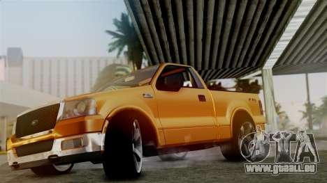Ford F-150 Sport pour GTA San Andreas vue de droite