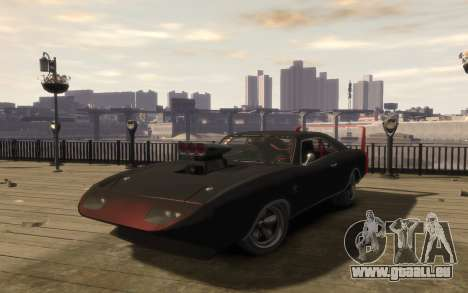Dukes Impulse Daytona Tuning pour GTA 4