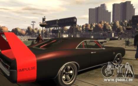 Dukes Impulse Daytona Tuning pour GTA 4 est un droit