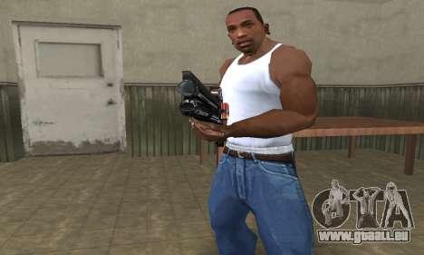Shotgun HD für GTA San Andreas zweiten Screenshot
