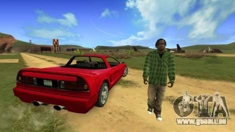 No Shadows pour GTA San Andreas deuxième écran