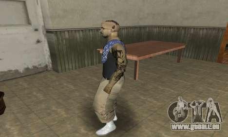 Rifa Skin Third für GTA San Andreas her Screenshot