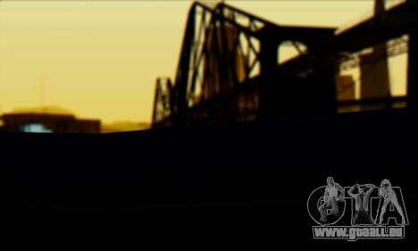 Smooth Realistic Graphics ENB 3.0 pour GTA San Andreas septième écran