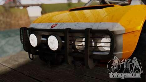 Coil Brawler Gotten Gains für GTA San Andreas Räder