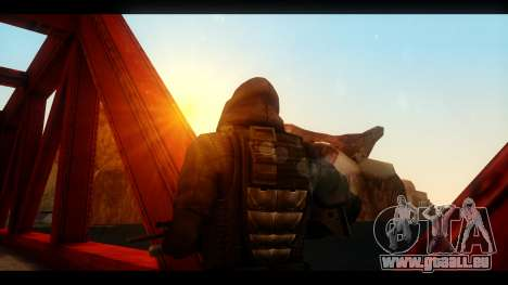 MAC_True ENB [0.248] für GTA San Andreas siebten Screenshot