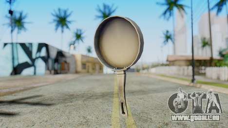 Frying Pan from Silent Hill Downpour für GTA San Andreas
