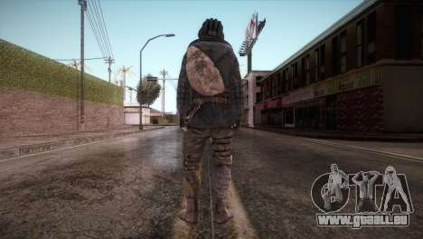 Paul v2 pour GTA San Andreas troisième écran