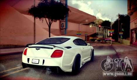 ENBR pour GTA San Andreas deuxième écran