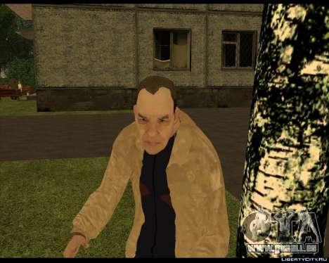 Obdachlosen-Kompott für GTA San Andreas dritten Screenshot