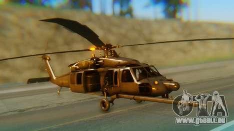 MH-60L Blackhawk für GTA San Andreas