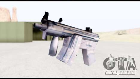 MP5-K from GTA Vice City für GTA San Andreas