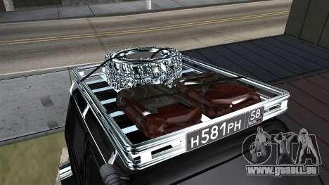 VAZ 2121 Niva Offroad für GTA San Andreas Rückansicht