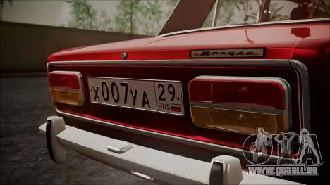 VAZ 2103 pour GTA San Andreas vue arrière