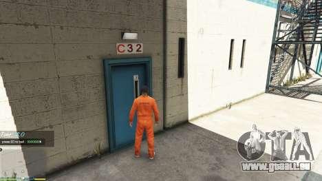 Gefängnis v0.2 für GTA 5