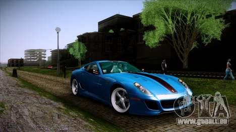 Solid ENBSeries by NF v2 pour GTA San Andreas cinquième écran