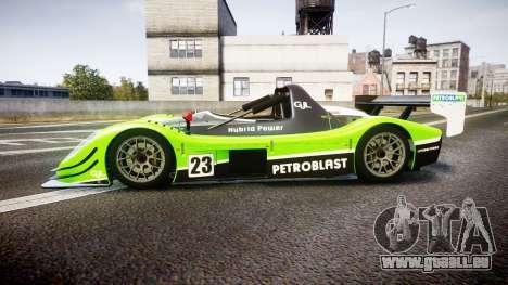 Radical SR8 RX 2011 [23] für GTA 4 linke Ansicht