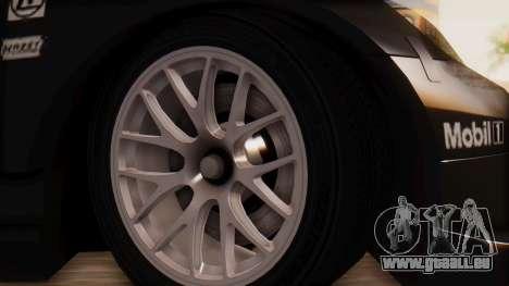 Porsche 911 RSR für GTA San Andreas zurück linke Ansicht