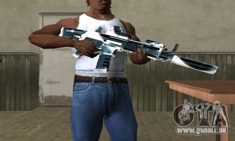 Two Lines M4 pour GTA San Andreas