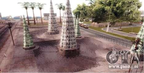 Dark ENB Series pour GTA San Andreas troisième écran