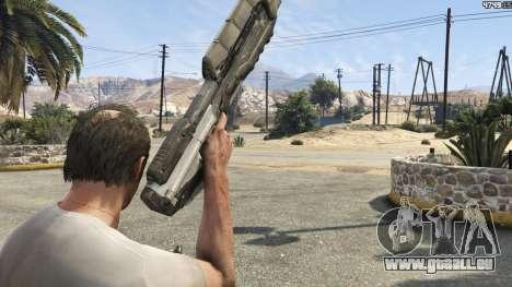 Halo UNSC: Assault Rifle für GTA 5